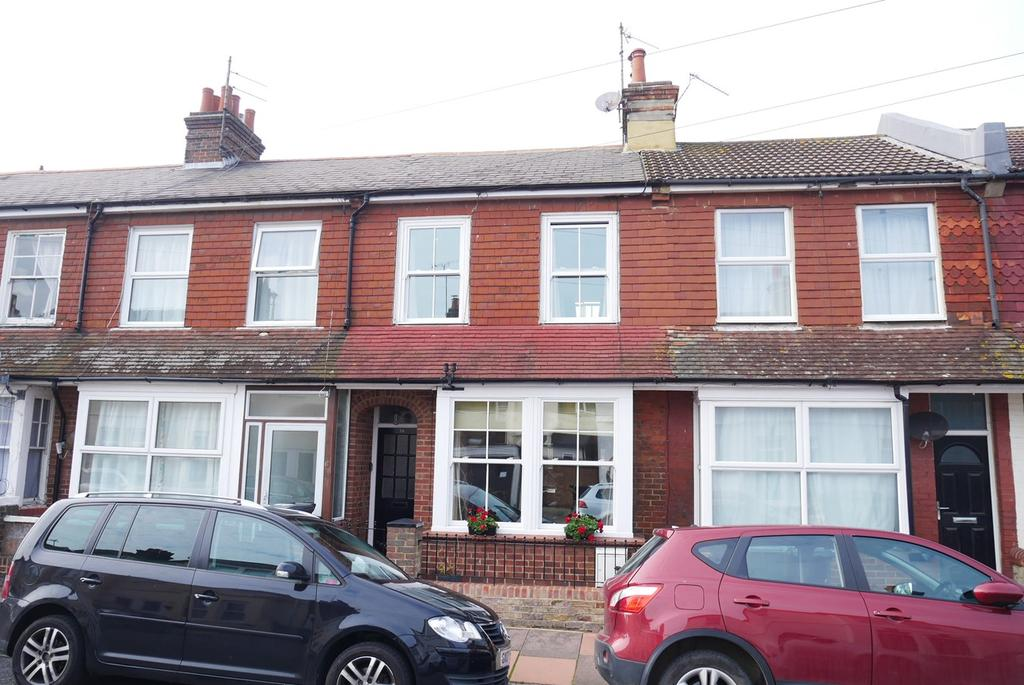 2 Bedrooms Terraced House for sale in Winchcombe Road, Eastbourne, BN22