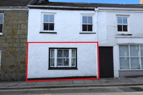 1 bedroom flat for sale - Ground Floor Flat, 36, Church Street, HELSTON, TR13