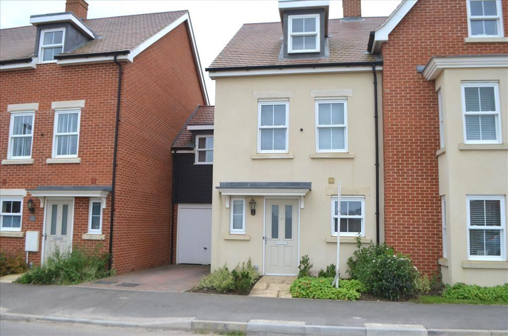 4 Bedrooms Semi Detached House for sale in Walkermead, Biggleswade, SG18