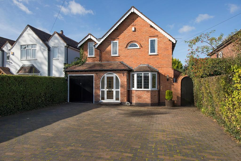 5 Bedrooms Detached House for sale in Tilehouse Green Lane, Knowle