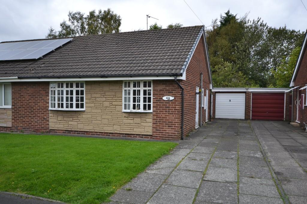 2 Bedrooms Detached Bungalow for sale in Avondale Road, Haydock, St. Helens