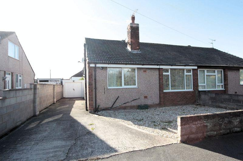 2 Bedrooms Semi Detached House for sale in Trellewelyn Road, Rhyl