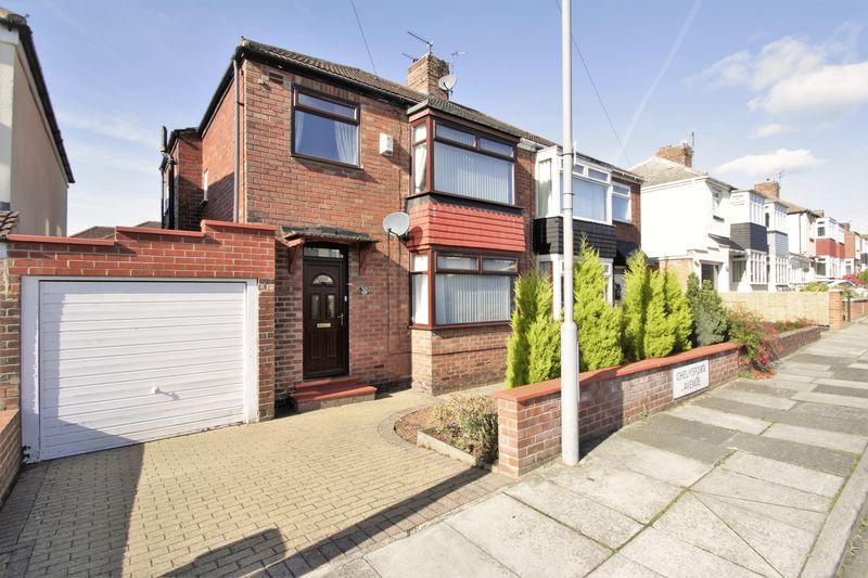 3 Bedrooms Semi Detached House for sale in Chelmsford Avenue, Fairfield, Stockton, TS18 5NG