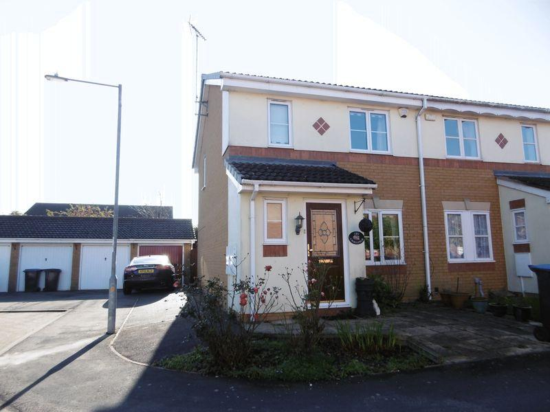 3 Bedrooms End Of Terrace House for sale in Challinor, Church Langley