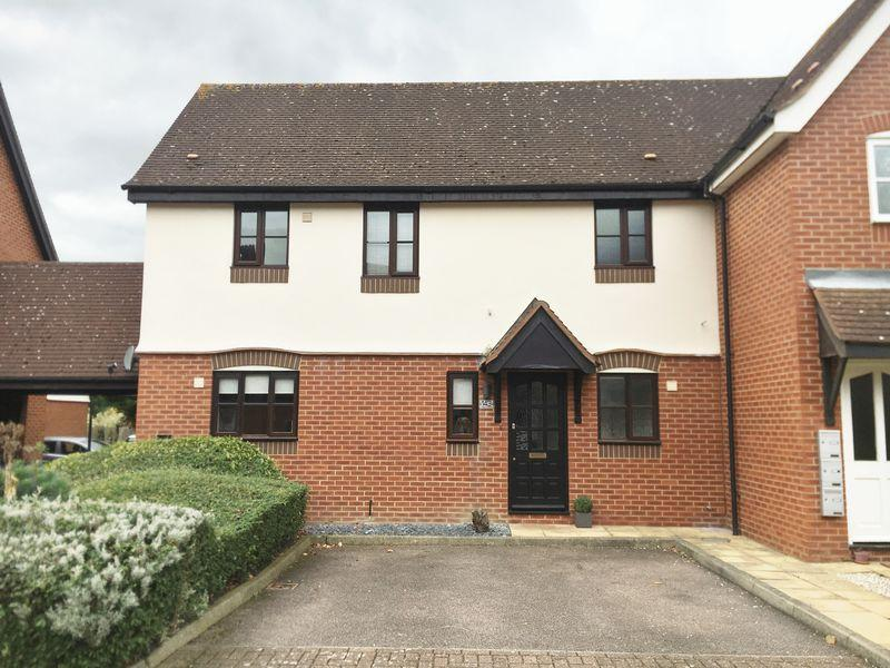 1 Bedroom Maisonette Flat for sale in Aynsley Gardens, Church Langley