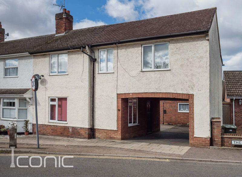 4 Bedrooms Terraced House for sale in West End, Old Costessey, Norwich