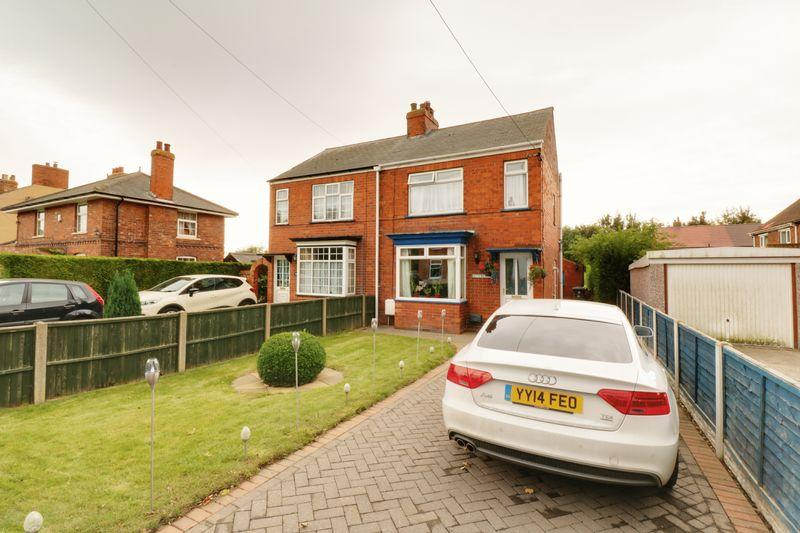 2 Bedrooms Semi Detached House for sale in Peploe Lane, New Holland