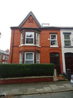 4 bedroom terraced house for sale - Croydon Avenue, Liverpool