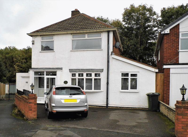 3 Bedrooms Detached House for sale in Victor Street, Pelsall, Walsall