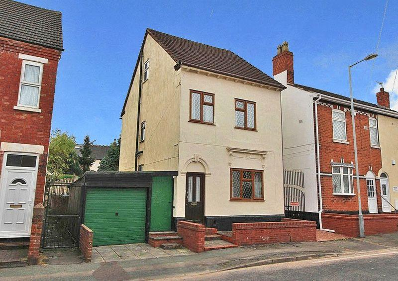 2 Bedrooms Detached House for sale in Talbot Road, Blakenhall, Wolverhampton