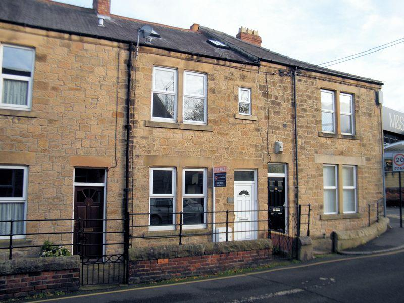 3 Bedrooms Terraced House for sale in TYNE VALLEY, Hexham