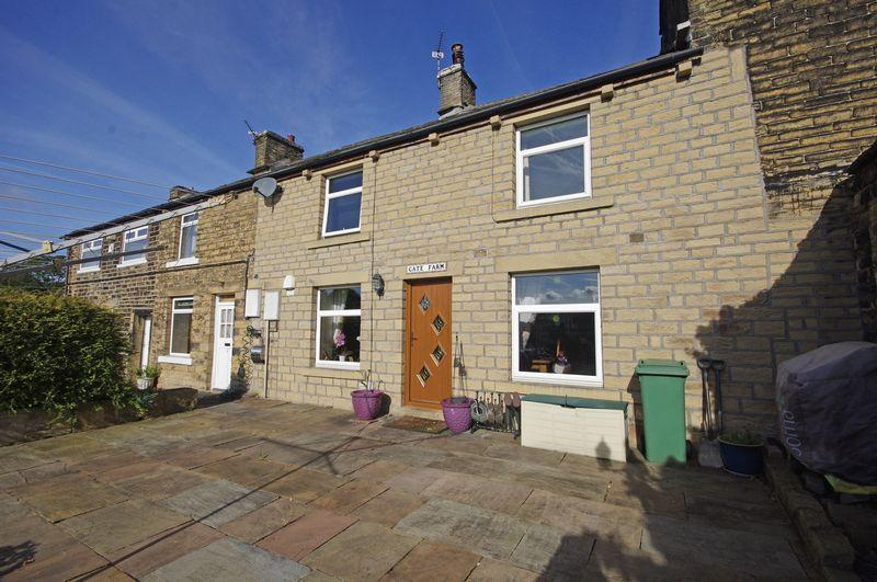 3 Bedrooms Cottage House for sale in Gate Farm, Scar Bottom Lane, Greetland, HX4 8NW