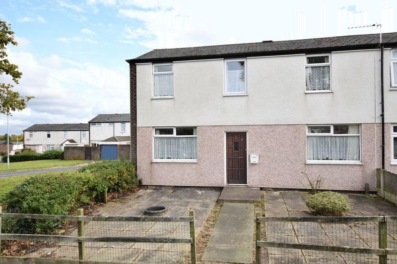 3 Bedrooms End Of Terrace House for sale in Penfolds, Runcorn