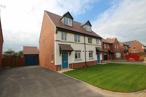 3 bedroom semi-detached house to rent - BEESTON DRIVE, HIGHFIELDS, LITTLEOVER, DERBY