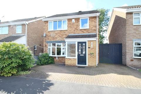 3 bedroom detached house for sale - CORDVILLE CLOSE, CHADDESDEN