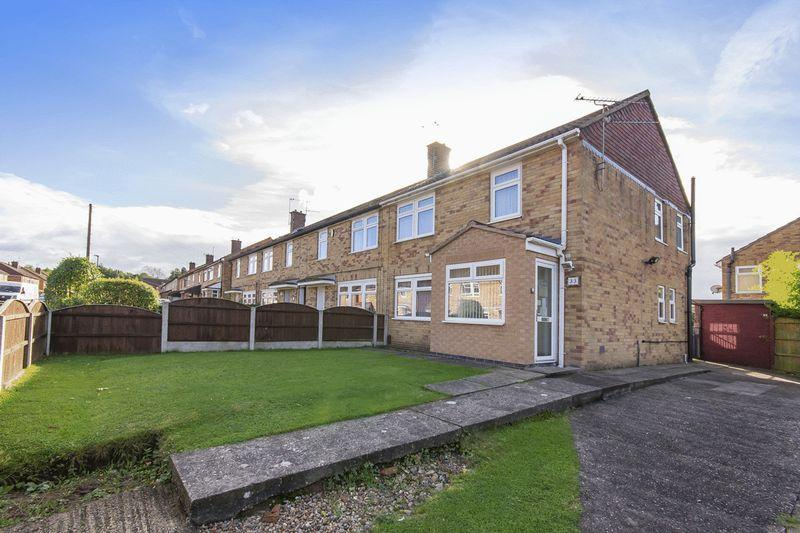 3 Bedrooms End Of Terrace House for sale in SPRINGFIELD ROAD, CHADDESDEN