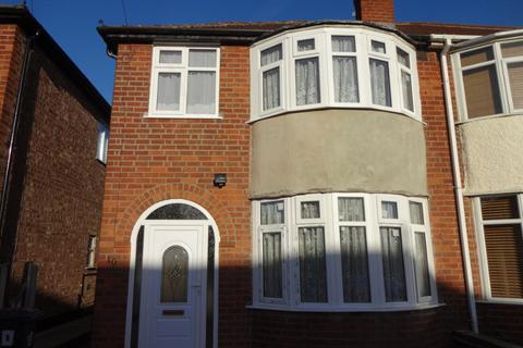 3 bedroom semi-detached house to rent - Eastwood Road, Leicester, Leicestershire