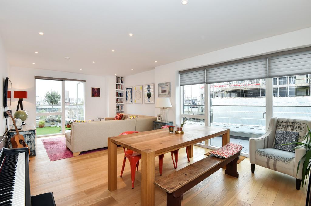 2 Bedrooms Penthouse Flat for sale in Weston Street, SE1