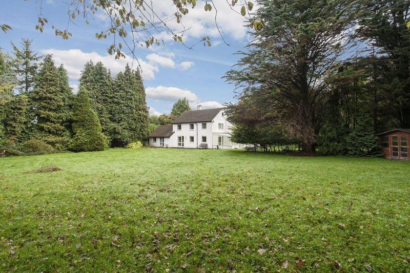 4 Bedrooms Detached House for sale in Cudham Lane South, Sevenoaks/Bromley Borders