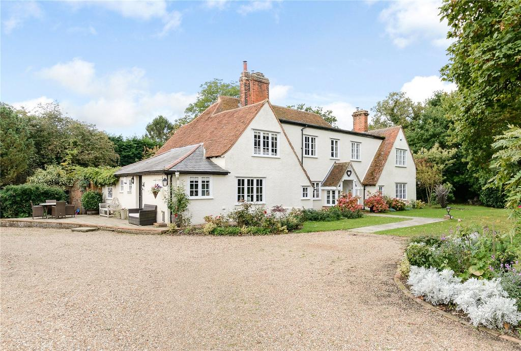5 Bedrooms Detached House for sale in Writtle Road, Margaretting, Ingatestone, Essex, CM4
