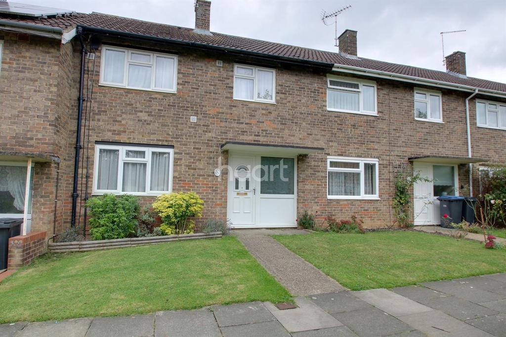 3 Bedrooms Terraced House for sale in Arkwrights, Harlow