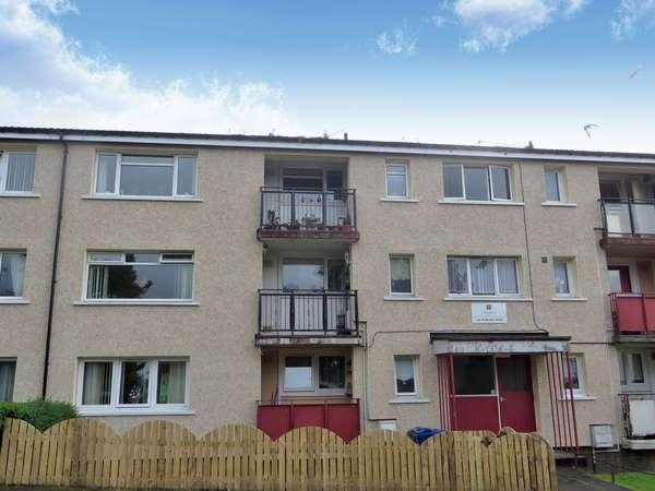 3 Bedrooms Flat for sale in 122C Stirling Drive, Linwood, Paisley, PA3 3LS