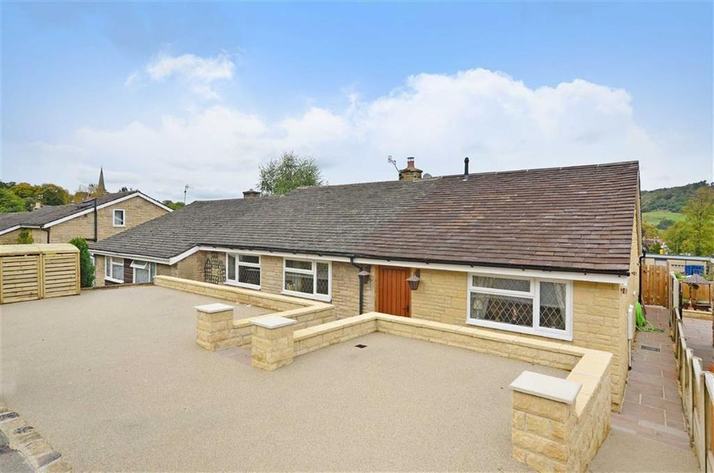 3 Bedrooms Bungalow for sale in 6, Woodside Close, Bakewell, Derbyshire, DE45