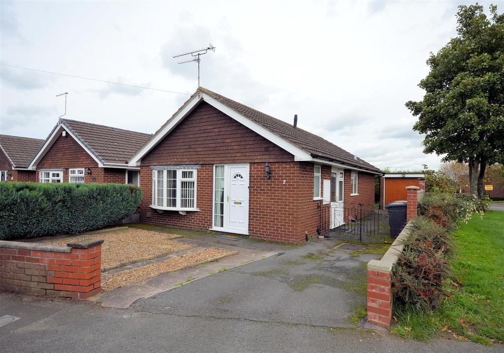 2 Bedrooms Detached Bungalow for sale in Dean Close, Elworth