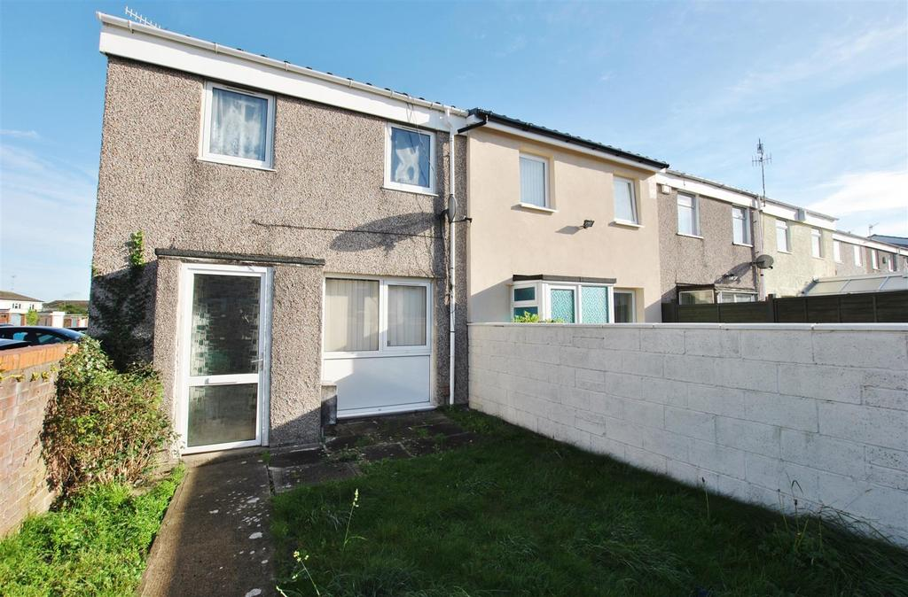 3 Bedrooms End Of Terrace House for sale in Gorlangton Close, Hengrove
