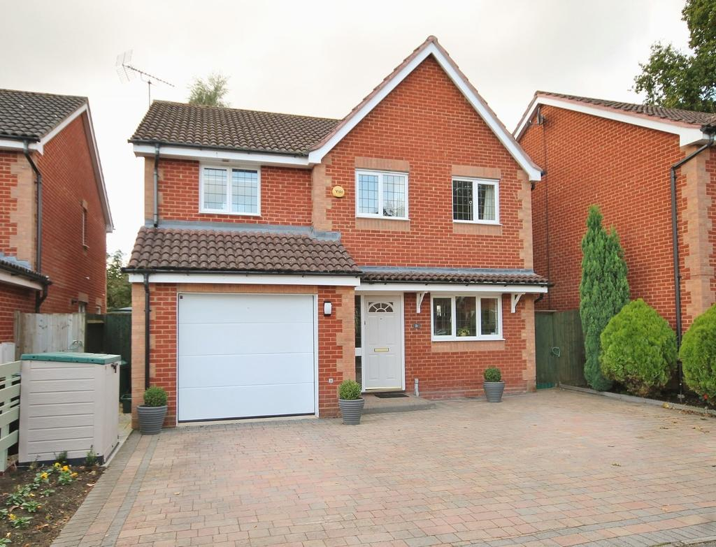 4 Bedrooms Detached House for sale in The Smithy