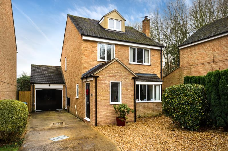 4 Bedrooms Detached House for sale in Broadmarsh Lane, Freeland, Witney, Oxfordshire