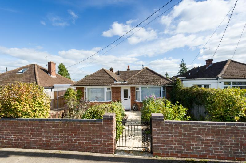 3 Bedrooms Detached Bungalow for sale in Poplar Grove, Kennington, Oxford