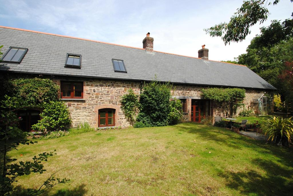 4 Bedrooms Detached House for sale in Old House Barns, North Molton