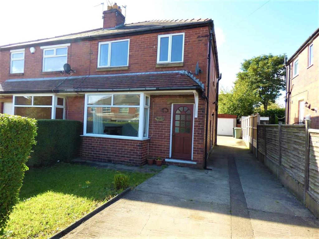 3 Bedrooms Semi Detached House for sale in Whitehall Grove, Birkenshaw, BD11 2LE