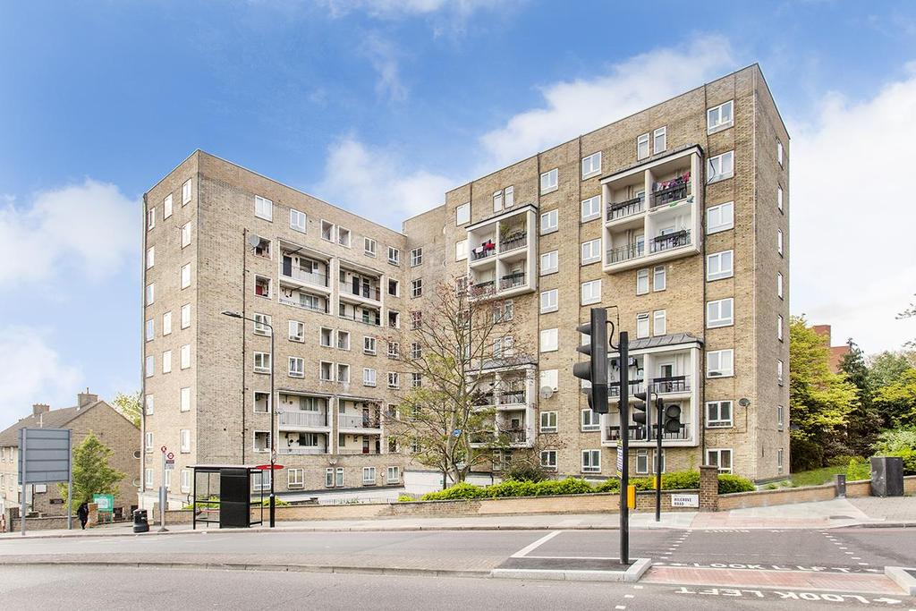 2 Bedrooms Flat for sale in Farjeon House