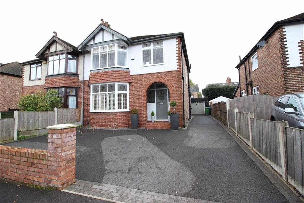 3 Bedrooms Semi Detached House for sale in Litherland Road, Sale