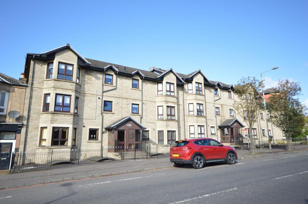 2 Bedrooms Flat for sale in 109c, Cumbernauld Road, Stepps, Glasgow, G33 6EP