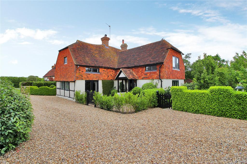 4 Bedrooms Unique Property for sale in Walthurst Lane, Wisborough Green, Billingshurst, West Sussex, RH14