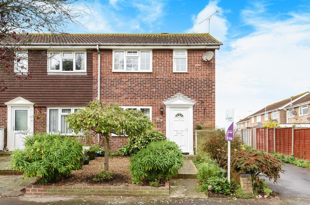 2 Bedrooms End Of Terrace House for sale in Pulborough Way, Felpham, Bognor Regis, PO22