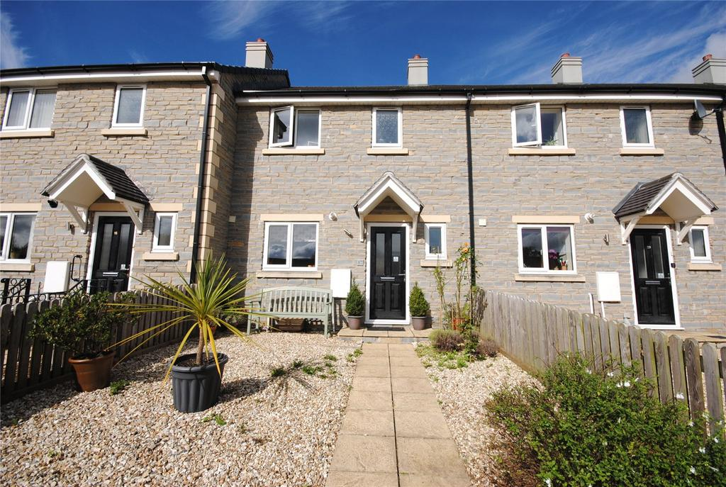 3 Bedrooms Terraced House for sale in Redcliffe Street, Cheddar, Somerset, BS27