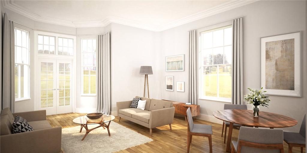 2 Bedrooms Apartment Flat for sale in C03 2 Bedroom Conversion Apartment, Craighouse Road, Edinburgh, Midlothian