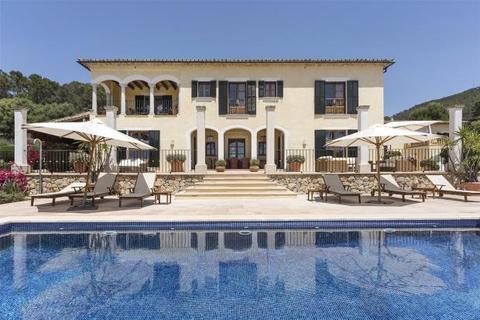 8 bedroom villa  - Unique Country Estate With Views, Port D'andratx, Mallorca