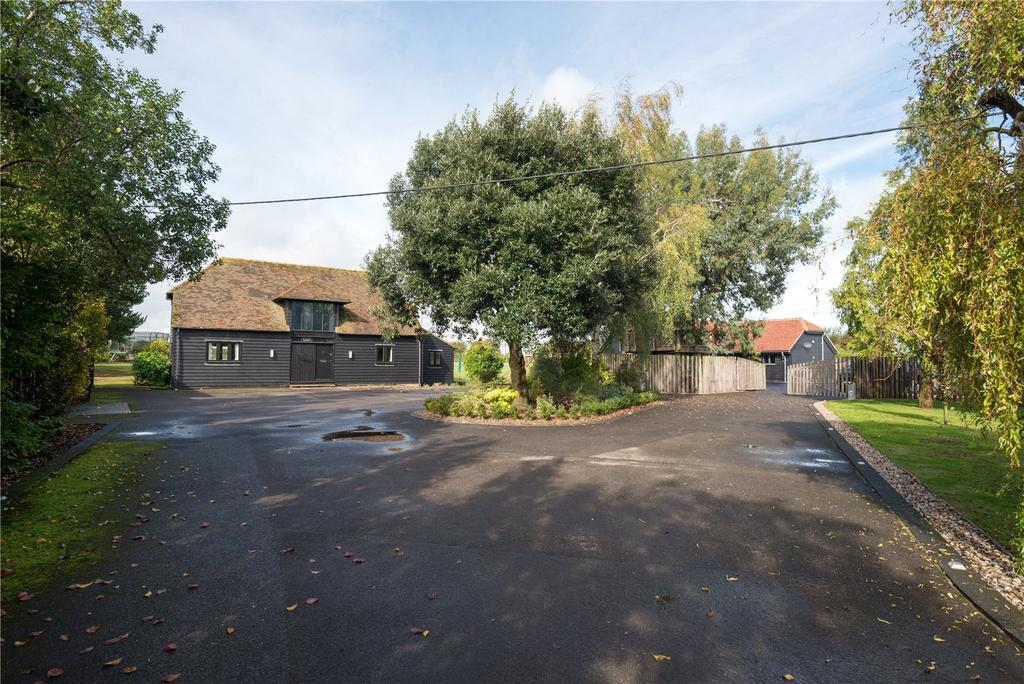 5 Bedrooms Detached House for sale in Throwley Forstal, Faversham, Kent