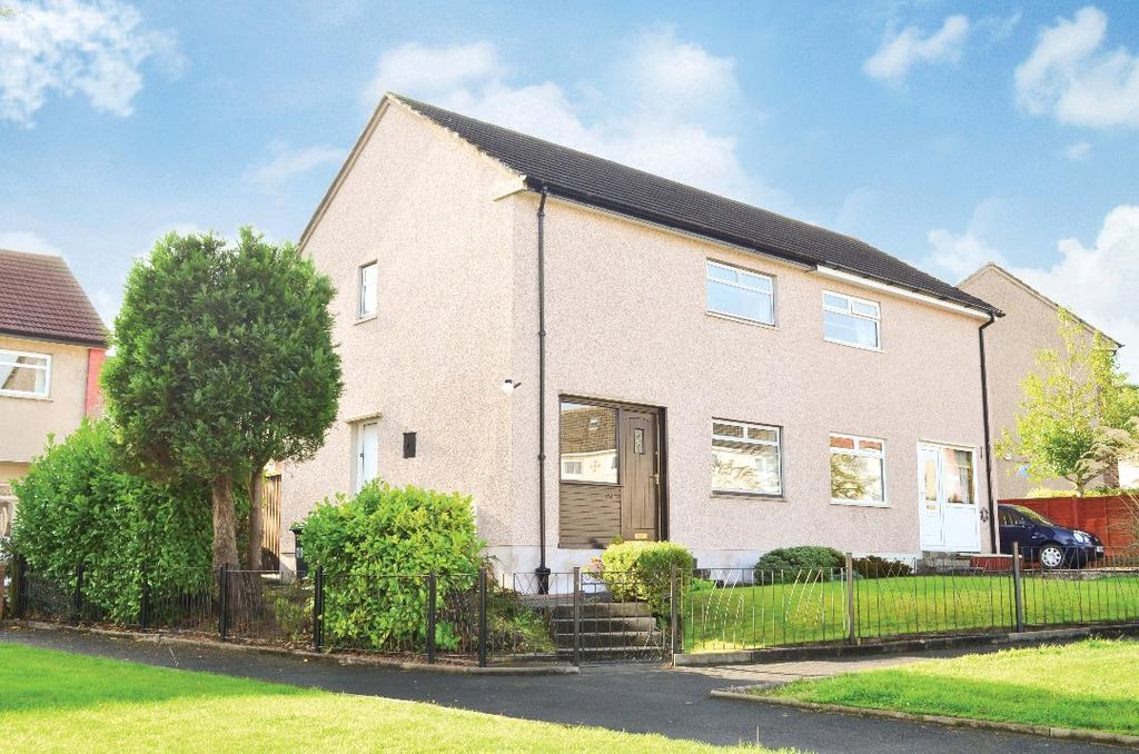 2 Bedrooms Semi Detached House for sale in Brankholm Brae, Hamilton, South Lanarkshire, ML3 9QP
