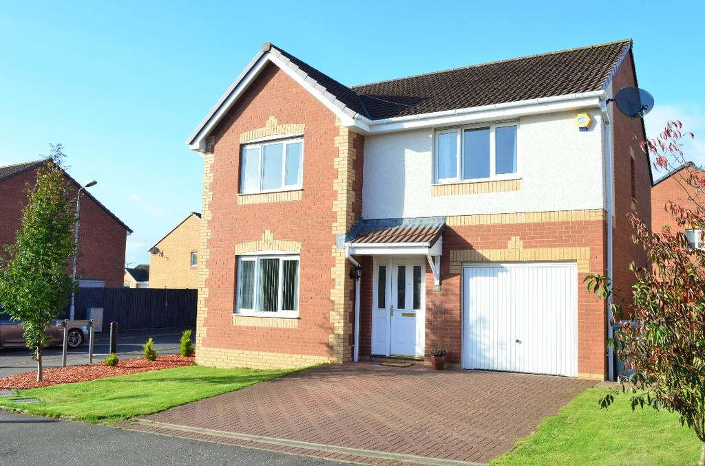 4 Bedrooms Detached House for sale in Bickerton Wynd, Blackwood, South Lanarkshire, ML11 9GT