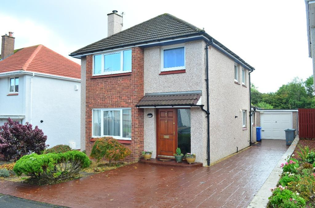 3 Bedrooms Detached House for sale in Iona Ridge, Hamilton, South Lanarkshire, ML3 8PZ