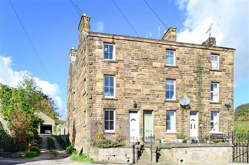 4 Bedrooms End Of Terrace House for sale in Cavalier House, 3, Acre Wall Terrace, Monyash Road, Bakewell, North East Derbyshire, DE45