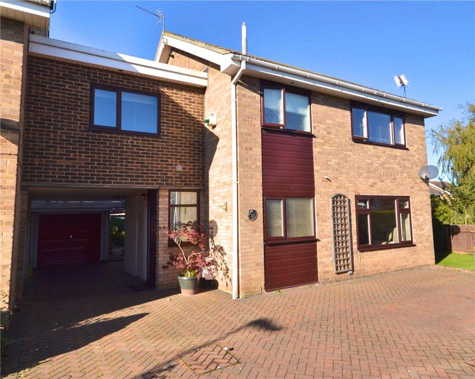 4 Bedrooms Link Detached House for sale in Sideling Tails, Yarm, Stockton-On-Tees