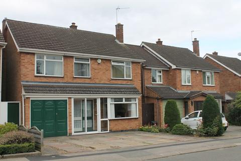 5 bedroom detached house for sale - Estoril Avenue, Wigston, Leicester, LE18
