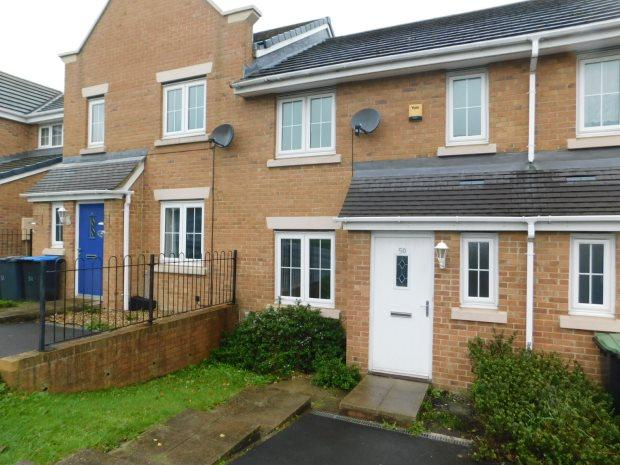 3 Bedrooms Terraced House for sale in BEECHWOOD CLOSE, SACRISTON, DURHAM CITY : VILLAGES WEST OF